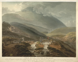 Gold Mines, County of Wicklow
